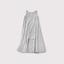 Boat neck long dress 【SOLD】 2