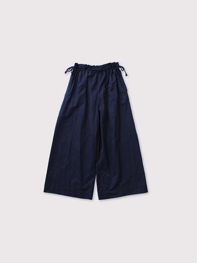 Side string wide pants【SOLD】 1