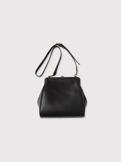 Double gamaguchi bag【SOLD】 4