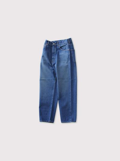High waist 5 pocket pants【SOLD】 1