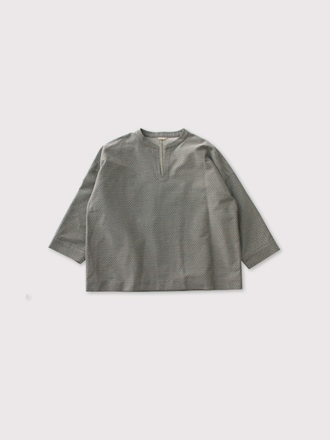 Slit front box shirt【SOLD】 2