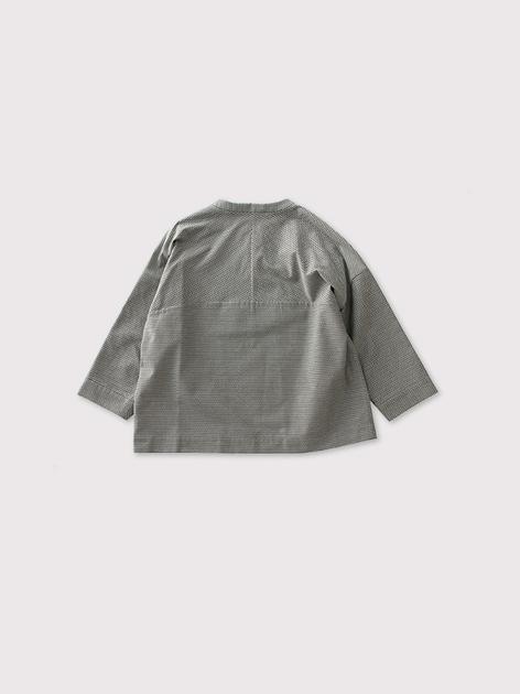 Slit front box shirt【SOLD】 3