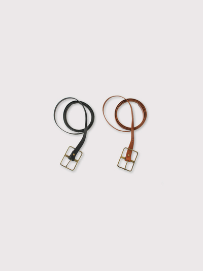 Thin buckle belt S 【SOLD】 1