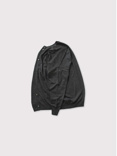 Bulky sleeve ballon cardigan 【SOLD】 2