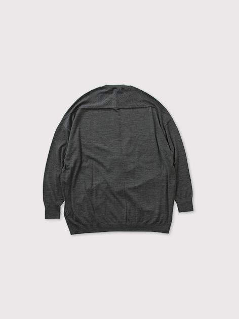 Bulky sleeve ballon cardigan 【SOLD】 3