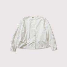 Back tuck blouse