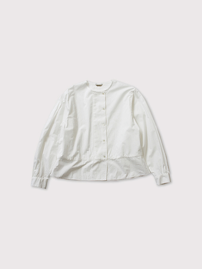 Back tuck blouse【SOLD】 1