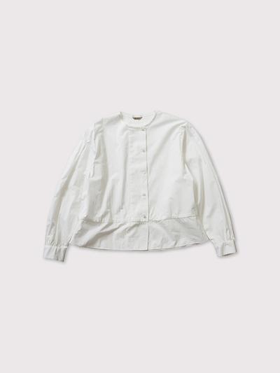 Back tuck blouse【SOLD】 1