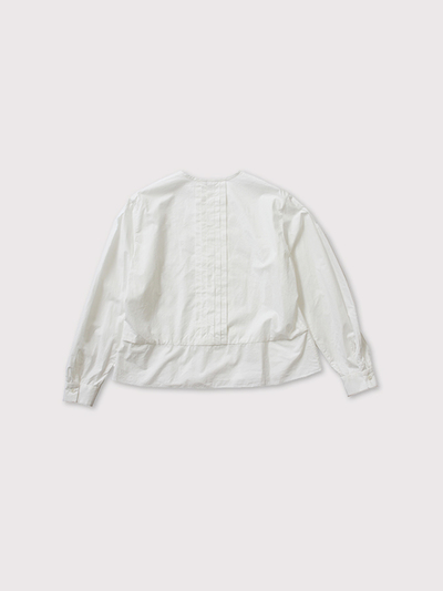 Back tuck blouse【SOLD】 2