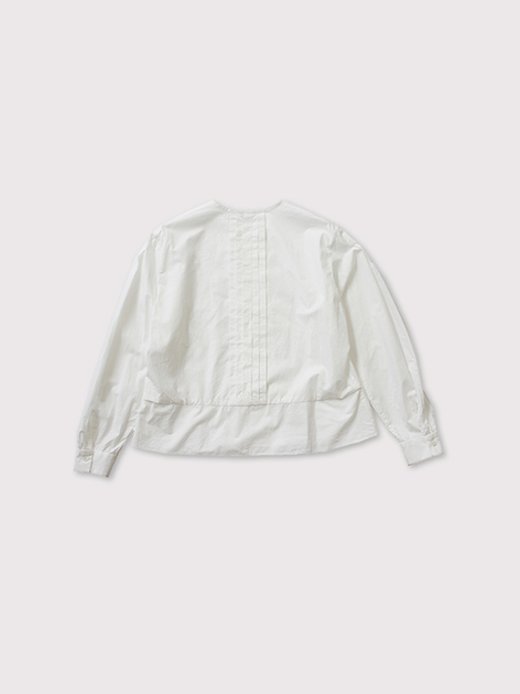 Back tuck blouse【SOLD】 2