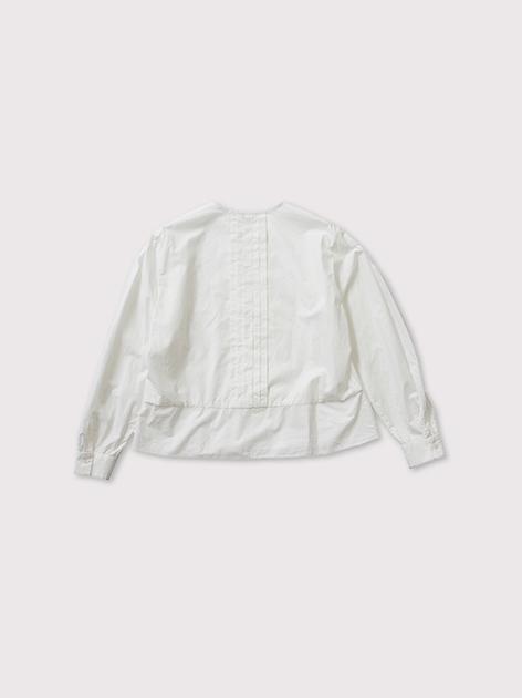 Back tuck blouse 2