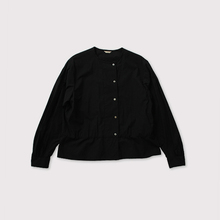Back tuck blouse【SOLD】