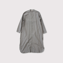 Front open night shirt dress【SOLD】