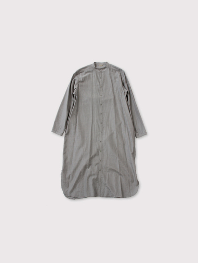 Front open night shirt dress【SOLD】 1