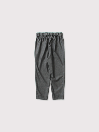 Drawstring bulky pants【SOLD】 3