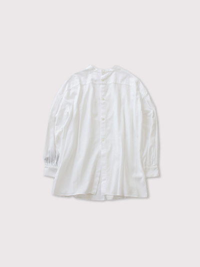 Back open shirt【SOLD】 2