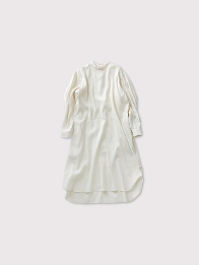 Back button long shirt【SOLD】 1