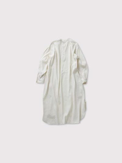 Back button long shirt【SOLD】 3