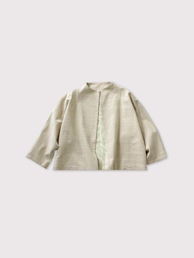 High neck flat jacket【SOLD】 1