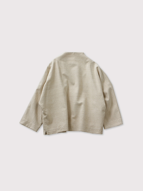 High neck flat jacket【SOLD】 3