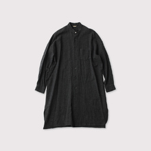 Stand collar shirt OOP long【SOLD】