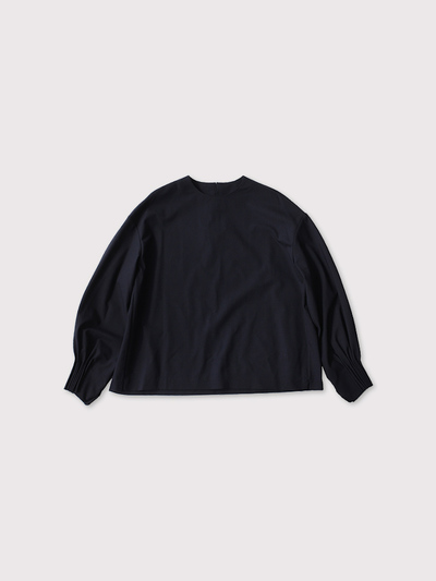 Tuck cuff blouse【SOLD】 1