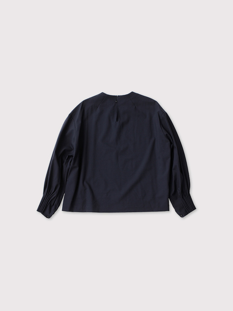 Tuck cuff blouse【SOLD】 3