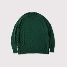 Bulky sleeve ballon sweater【SOLD】