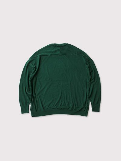 Bulky sleeve ballon sweater【SOLD】 2