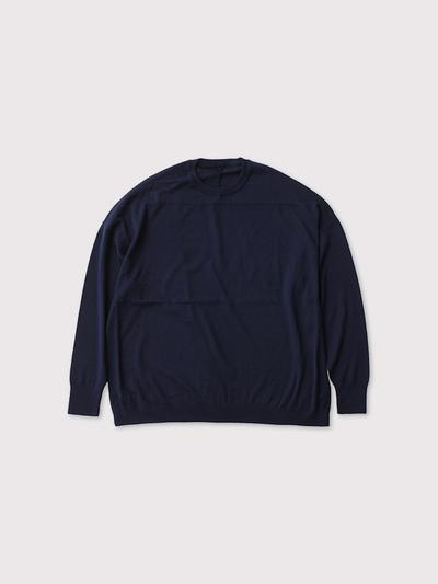 Bulky sleeve ballon sweater【SOLD】 1
