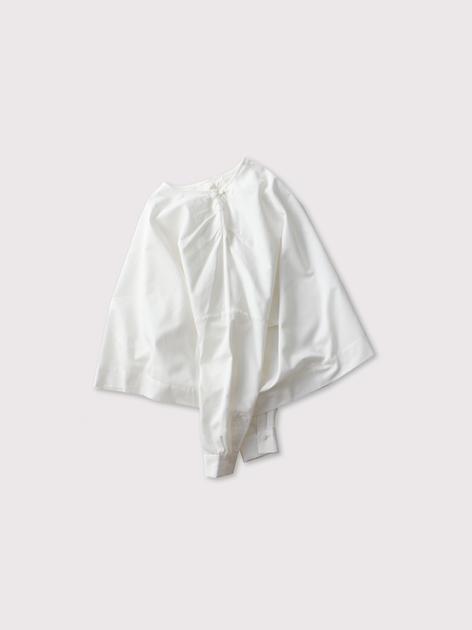 Shoulder Button Big Slip-On Blouse【SOLD】 2