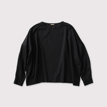 Shoulder Button Big Slip-On Blouse【SOLD】