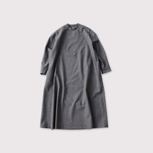 York front slip-on shirts dress【SOLD】