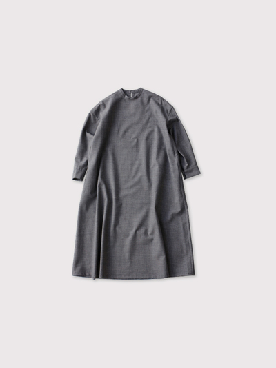 York front slip-on shirts dress【SOLD】 1