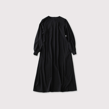 Back gather york dress【SOLD】