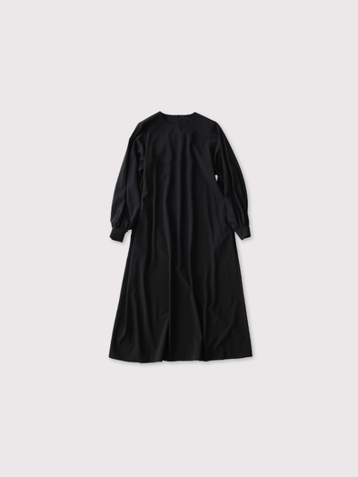 Back gather york dress【SOLD】 1