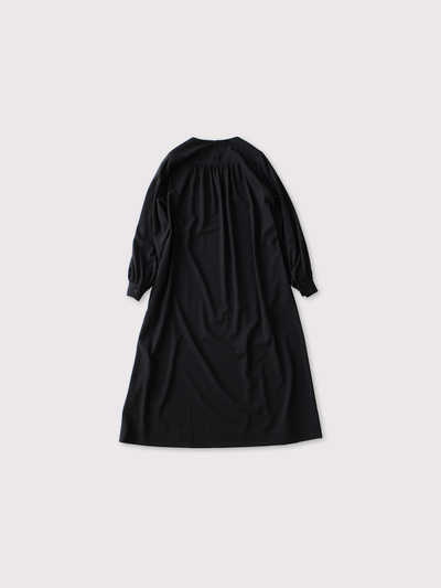 Back gather york dress【SOLD】 2