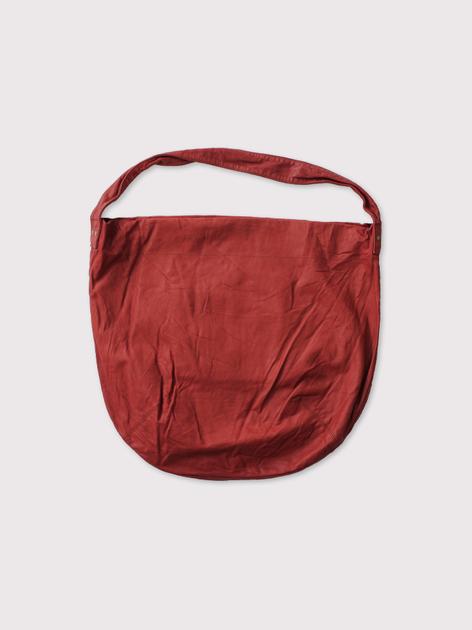 Round tote L~leather 4