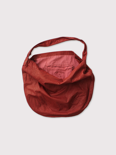 Round tote L~leather 2