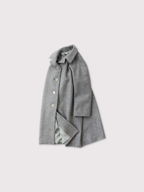 Back tuck granny coat【SOLD】 2