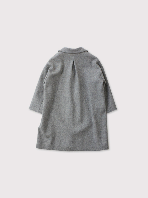 Back tuck granny coat【SOLD】 3