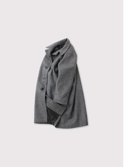 Back tuck granny coat 【SOLD】 1