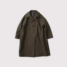 Back tuck granny coat【SOLD】