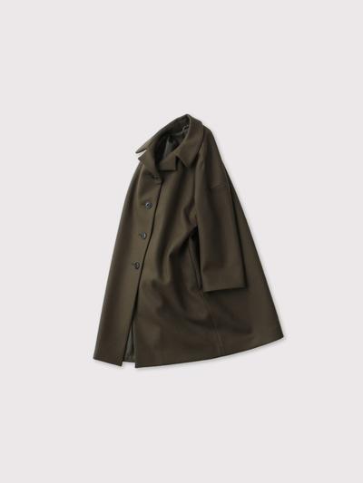 Back tuck granny coat【SOLD】 2