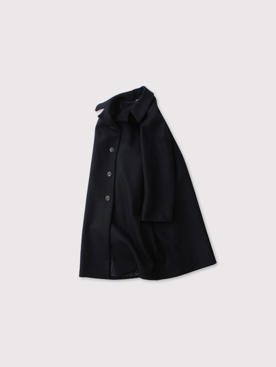 Back tuck granny coat 【SOLD】 2