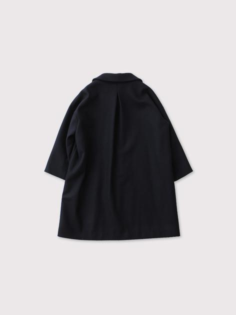 Back tuck granny coat 【SOLD】 3