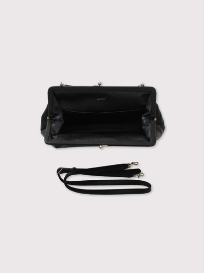 Gamaguchi shoulder bag 【SOLD】 2