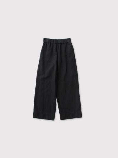 Easy wide pants 1