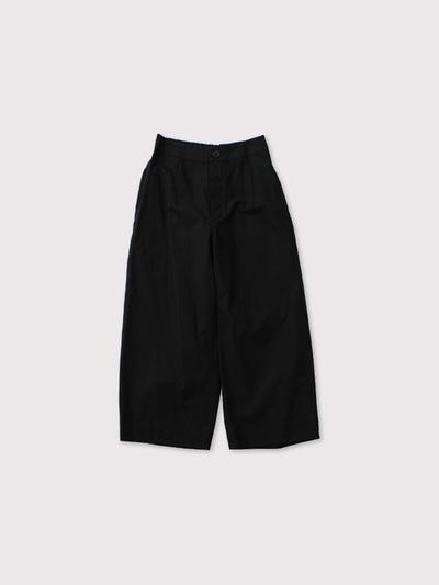 Back yoke gather pants【SOLD】 1