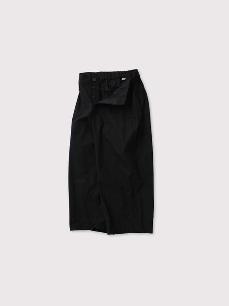 Back yoke gather pants【SOLD】 2